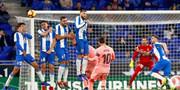 هفته ۱۵ لالیگا؛ برتری بارسا در شهرآورد بارسلونا