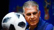 گفتوگوی مسئولان فدراسیون فوتبال کلمبیا با کیروش