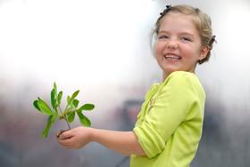 بهترین زمان انتقال مفاهیم محیط زیستی دوران کودکی است