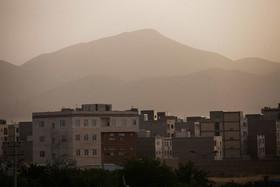 افزایش غلظت آلایندههای هوای تهران
