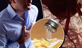 کشف خطرات تازه نمک برای قلب