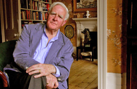 انتشار رمان جاسوسی در ۸۸ سالگی
