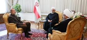 روحانی: صادرات نفت ایران بعد از ۱۳ آبان بهتر شده است