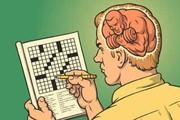جدول و سودوکو مانع از کارافتادگی ذهنی نمیشود