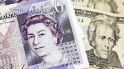 پوند دلار را عقب راند