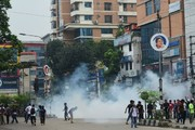 دو کشته و دهها زخمی در درگیریهای پیش از انتخابات بنگلادش