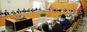 روحانی: نمیتوانیم بگوییم شرایط عادی است | مواجه با جنگ اقتصادی هستیم
