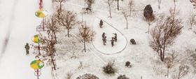 پیشبینی برف و باران برای ۶ استان