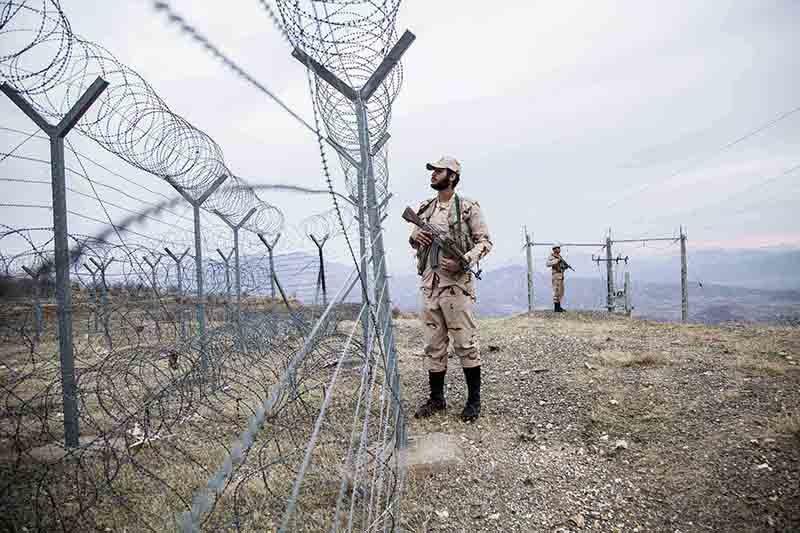 امنیت مرزها