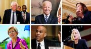 رقبای دمکرات ترامپ برای نامزدی ریاست جمهوری