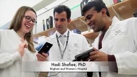 تشخیص باروری زنان با برنامه گوشی هوشمند دانشمند ایرانی