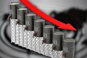 دوشنبه ۲۴ دی | قیمت نفت برنت به زیر ۶۰ دلار سقوط کرد