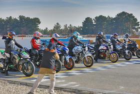 نفرات برتر دومین راند مسابقات موتور ریس قهرمانی کشور مشخص شدند