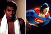 ۴۰ سالگی سوپرمن