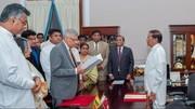 بازگشت نخستوزیر مخلوع به قدرت و پایان بحران خونبار در سریلانکا