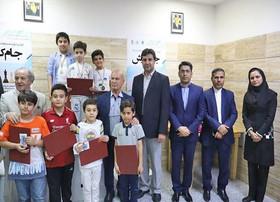 معرفی نفرات برتر مسابقه شطرنج ریتد زیر ۱۴ سال در جزیره کیش