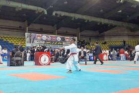 قهرمانی تیم کاراته ایران در چهاردهمین دوره جام ایران زمین