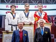 تکواندوی گرند اِسلم ۲۰۱۸ چین؛ سجاد مردانی قهرمان شد
