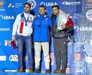 کسب مقام دوم جهان توسط تیم ملی یخنوردی ایران در روسیه