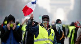 اعتراف نخستوزیر فرانسه درباره جلیقهزردها؛ اشتباه کردیم