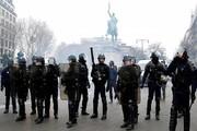 اتحادیه پلیس فرانسه خواستار اعتصاب سراسری شد