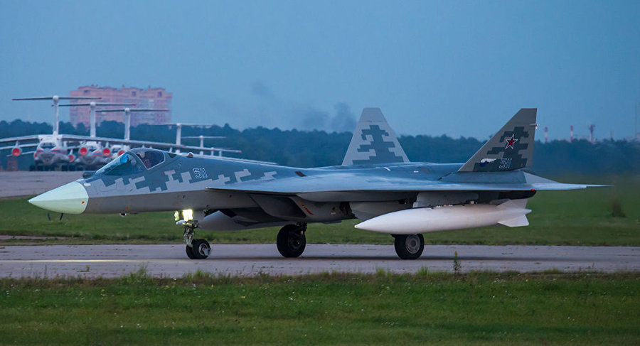 جنگنده روس