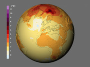 آمریکا و انگلیس در معرض عواقب خطرناک تغییرات آب و هوایی