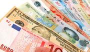 دوشنبه ۱۴ مرداد | نرخ دولتی ۲۴ ارز کاهش یافت