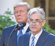 احتمال اخراج رئیس بانک فدرال آمریکا
