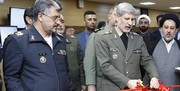 دستاوردهای نوین سایبری با حضور وزیر دفاع رونمایی شد