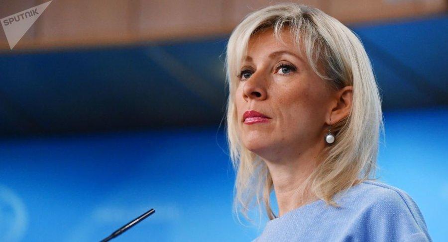 سخنگوي وزارت امور خارجه روسيه