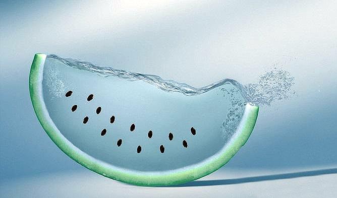 آب مجازي