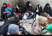 جمعآوری زنان معتاد متجاهر تهران | ۹۲ زن ظرف ۲ ساعت