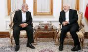 ظریف: حمایت از فلسطین سیاست مبنایی جمهوری اسلامی است
