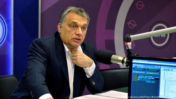 ویکتور اوربان، نخست وزير مجارستان
