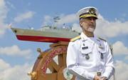 واکنش امیر سیاری به ورود ناو آمریکایی به خلیج فارس | اجازه نمیدهیم به آبهای ما نزدیک شود
