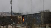 انفجار خودروی بمبگذاری شده و تیراندازی در نزدیکی وزارت کار افغانستان