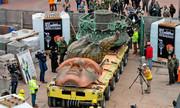 انتقال مشعل مجسمه آزادی به یک موزه ۱۰۰ میلیون دلاری