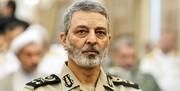فرمانده کل ارتش درگذشت آیتالله هاشمی شاهرودی را تسلیت گفت