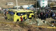 ورود دادستان کل کشور به حادثه مرگبار واژگونی اتوبوس در دانشگاه علوم و تحقیقات