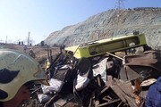 آمار فوتیهای حادثه تلخ اتوبوس دانشجویان ۹ نفر شد