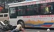 حمله اتوبوس سرقتی در چین ۵ کشته و ۲۱ زخمی به جای گذاشت