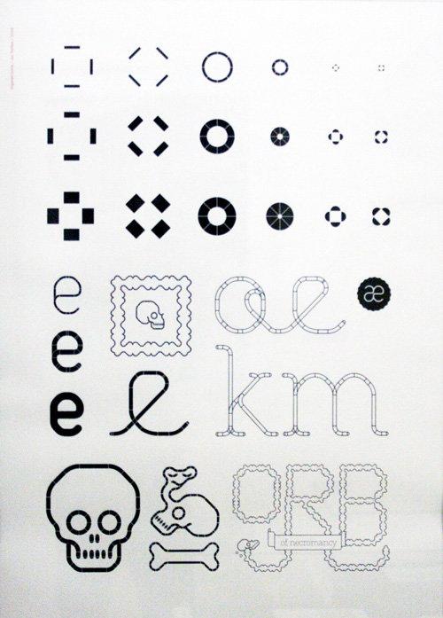 از باغ وحش حروف دیدن کنید