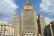 روسیه اسرائیل را به نقض فاحش حاکمیت سوریه متهم کرد