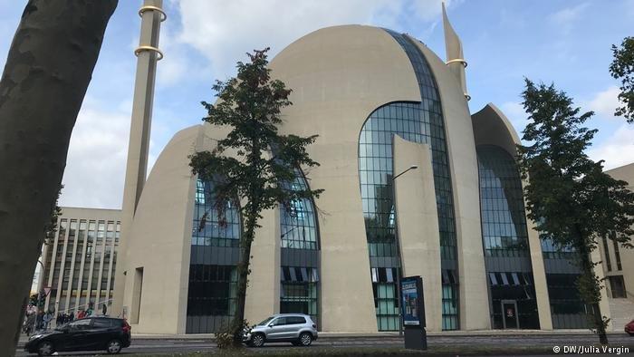 مسجد جامع شهر کلن