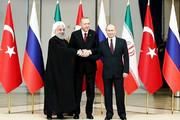 سران ایران، روسیه و ترکیه دیدار میکنند