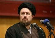 سیدحسن خمینی: حضرت آیتالله خامنهای مسیر انقلاب را خوب و محکم ادامه دادند