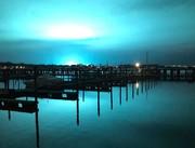 عکس روز: انفجار آبی در نیویورک