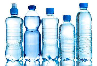 Image result for بطری پلاستیکی آب معدنی