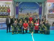 تهران قهرمان مسابقات هندبال کارگران کشور شد